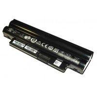 Аккумуляторная батарея для ноутбука Dell Inspirion Mini 1012 Mini 1018 5200mAh CMP3D черная OEM