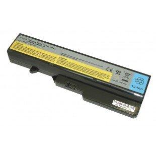 Аккумуляторная батарея для ноутбука Lenovo IdeaPad G460 G560 G570 (10.8 В 5200 мАч)
