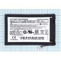 Аккумуляторная батарея BAT-715 для Acer Iconia Tab B1-710 3.7V 2640mAh 10Wh ORIGINAL