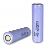 Аккумулятор тип 18650 Li-Ion SAMSUNG ICR18650-28A 3,7V 2500mAh (без защиты)