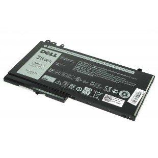 Аккумуляторная батарея RYXXH для ноутбука Dell Latitude E5250, 11.1 V 38Wh 3423 mAh Original