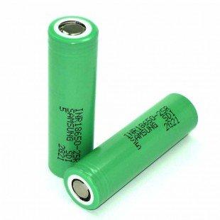 Аккумулятор тип 18650 Li-Ion SAMSUNG INR18650-25R 3,7V 2500mAh, 20A, высокотоковый