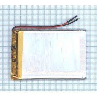 Аккумулятор Li-Pol (батарея) 4x45x60мм 2pin 3.7V 1000mAh