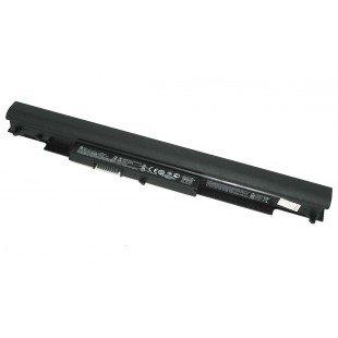 Аккумуляторная батарея (HS04) для ноутбука HP Pavilion 14-AC, 14-AF, 15-AC, 15-AF (2600mAh 14.6 В 41Wh) черная ORIGINAL