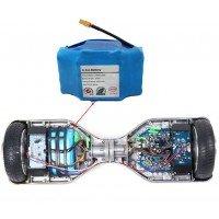 !Аккумулятор 10S2P для гироскутера, электроскутера, байка Li-ion 36V 4.4Ah