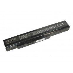 Аккумуляторная батарея A42-A15 для ноутбука DNS 0142750, 0151279 (10.8-11.1 В 4400 мАч) [B1292]