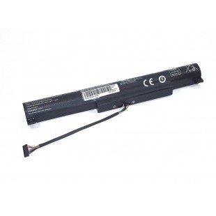 Аккумуляторная батарея L14C3A01 для ноутбука Lenovo IdeaPad 100-15IBY, B50-10 24Wh 10.8V 2200mAh
