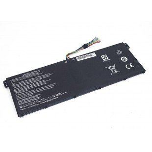Аккумуляторная батарея для ноутбука Acer Aspire ES1-512, ES1-571 (AC14B18J), 11.4 В 2200 мАч