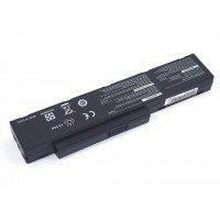 Аккумуляторная батарея для ноутбука Benq SQU-701 11.1V 4400mAh OEM черная