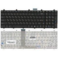 Клавиатура для ноутбука MSI GT780 черная
