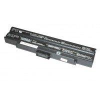 Аккумуляторная батарея для ноутбука Sony Vaio VGN-BX (VGP-BPS4) 4800mAh черная Original