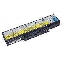 Аккумуляторная батарея для ноутбука Lenovo E46 10.8V 4400mAh OEM черная