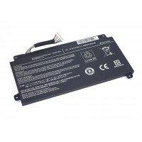 Аккумуляторная батарея для ноутбука Toshiba 5208-3S1P (P000619700) 10.8V 45Wh OEM черная