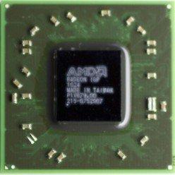 Чип AMD 215-0752007, REBALL, DC 1926 [9931]