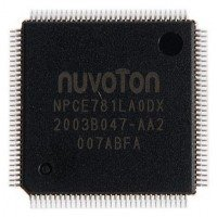 Микросхема NPCE781LAODX ALPS QFP