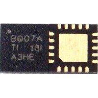 ШИМ-контроллер BQ24707A, BQ07A [8815]
