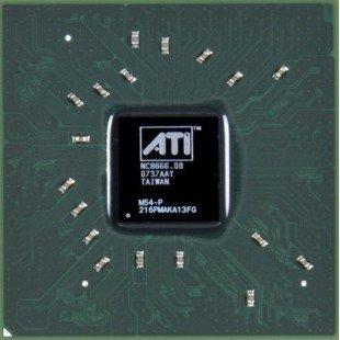 Видеочип 216PMAKA13FG AMD Mobility Radeon X1400