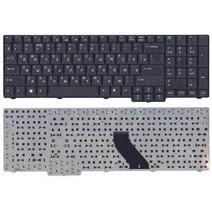Клавиатура для ноутбука Acer Aspire 5335, 5735, 6530G, 6930G, 7000, 7100, 7110, 7710, 7520, 9300, TravelMate 5100 (RU) черная