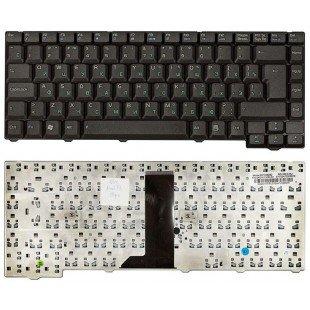 Клавиатура для ноутбука Asus (28pins) F2, F3, F3E, F3F, F3H, F3L, F3M (RU) черная
