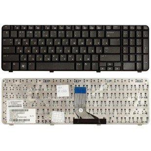 Клавиатура для ноутбука HP Compaq Presario CQ61, Pavilion G61 (RU) черная [00113]