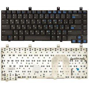 Клавиатура для ноутбука HP Pavilion DV4000, DV4100, DV4200, DV4300, DV4320, Compaq Presario V4000 (RU) черная [00404]