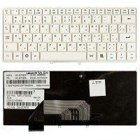 Клавиатура для ноутбука Lenovo IdeaPad S9, S9e, S10, S10e (RU) белая