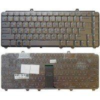 Клавиатура для ноутбука Dell Inspiron 1420 1520 1525 1526 1540 Vostro 1400 1500 XPS M1330 серебристая