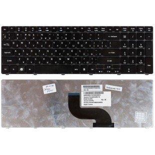 Клавиатура для ноутбука Acer Aspire 5750, 5750G (RU) черная