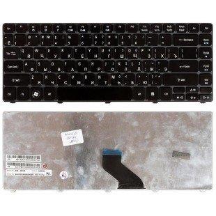 Клавиатура для ноутбука Acer Aspire 3410T, 3810T, 3820T, 4410T, 4810T (RU) черная [00512-1]