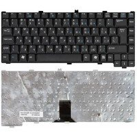 Клавиатура для ноутбука Fujitsu-Siemens Amilo M7440 M7440G M6100 черная