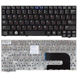Клавиатура для ноутбука Samsung NC10, ND10, N110, N127, N130, N140 (RU) черная [10072]