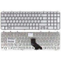 Клавиатура HP Pavilion DV7-1000 (RU) серебристая