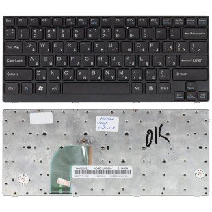 Клавиатура для ноутбука Sony Vaio VGN-CR (RU) черная