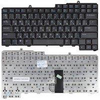 Клавиатура для ноутбука Dell Vostro 1000 Inspiron 6400, 9400, 1501, 131l 640m D245 (RU) черная [10078]