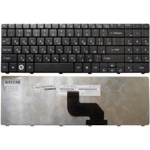 Клавиатура для ноутбука eMachines E525, E527, E625, E627, E628, E725 (RU) черная [00070-1]