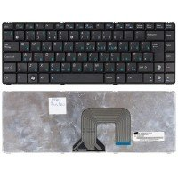 Клавиатура для ноутбука Asus N20 (RU) черная [00406]