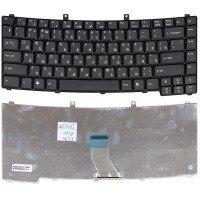 Клавиатура для ноутбука Acer TravelMate 2300, 2410, 2480, 3200, 3270, 4400, 4500, 8000, 8100, Extensa 6600 (RU) черная [00291]