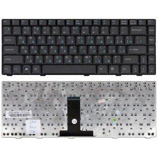 Клавиатура для ноутбука Asus F80 F81 F83 X82 X85 X88 (RU) черная [10065-1]