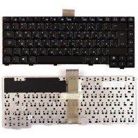 Клавиатура для ноутбука Asus M6000 M6N черная