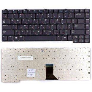 Клавиатура для ноутбука Samsung X20 (RU) черная
