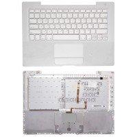 """Клавиатура для ноутбука Apple A1181 965 945 топ-панель белая 13,3"""""""