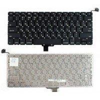 """Клавиатура для ноутбука Apple Mackbook A1278 13.3"""" плоский Enter"""