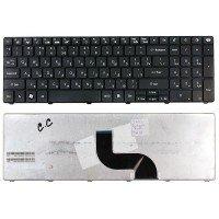 Клавиатура для ноутбука Packard Bell TM81 TM86 TM87 TM89 TM94 TX86/NV50 (RU) черная [10071]