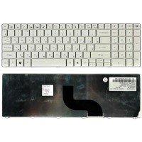 """Клавиатура для ноутбука GATEWAY ID 15.6"""" Packard Bell TM81 TM86 TM87 TM89 LM98 TM94 TX86/NV50 белая"""