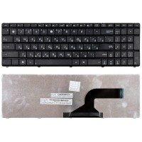 Клавиатура для ноутбука Asus N53, K53, N73 (RU) черная [00507]