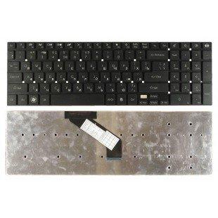 Клавиатура Packard Bell TS11 TS13 TS44; Gateway NV55S NV57H, черная