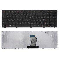Клавиатура для ноутбука Lenovo G570 (RU) черная [10001-g570]