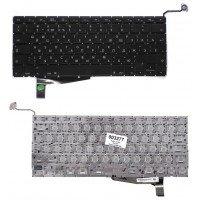 Клавиатура для ноутбука Apple A1286 без SD большой ENTER
