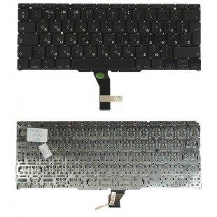 Клавиатура для ноутбука Apple A1370 большой ENTER 2010+ без подсветки