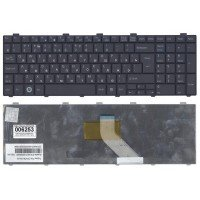 Клавиатура для ноутбука Fujitsu Lifebook ah530 ah531 NH751 черная